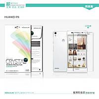 Защитная пленка Nillkin для Huawei Ascend P6 глянцевая