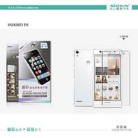 Защитная пленка Nillkin для Huawei Ascend P6 матовая