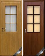 """Двери """"Колори"""" (полотно МДФ ламинированное со стеклом)"""