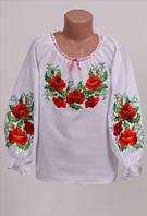 Блузка   для девочки  624 (С.Е.С.)