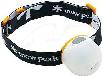 Фонарь налобный Snow Peak ES-020 80 lm