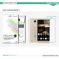 Защитная пленка Nillkin для Huawei Ascend Mate 7  глянцевая