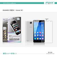 Защитная пленка Nillkin для Huawei Honor 3  матовая