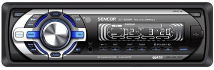 Бездисковая MP3-магнитола SENCOR SCT 4056MR