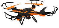Дрон OVERMAX X-Bee Drone 3.1 Plus WiFi Black-оранжевый