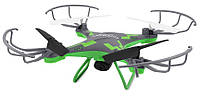 Дрон OVERMAX X-Bee Drone 3.1 Plus WiFi Szaro-green, фото 1