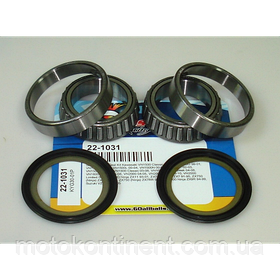 ALL BALLS 22-1031 подшипники рулевой колонки для Kawasaki ZZ-R1100 /Kawasaki Vulcan VN1500/VN1600/VN2000