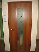 Двери Verto Рута-Fusion 10 цвет Орех «Симплекс»