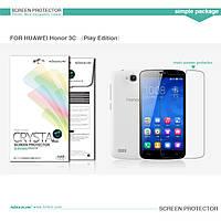 Защитная пленка Nillkin для Huawei Honor 3C LITE  глянцевая