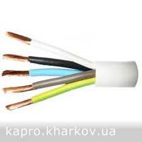 ПВС кабель вітч 5* 2,5