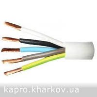 ПВС кабель вітч 5*10
