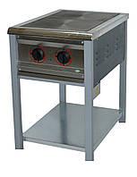 Плита электрическая 2-х конфорочная без духовки