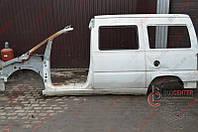 Кузовные детали (бочина левая, ланжерон) Fiat Scudo 220 (1995-2004)
