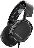 Гарнитура для компьютера SteelSeries Arctis 3 Black