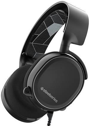 Гарнитура для компьютера SteelSeries Arctis 3 Black