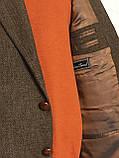 Пиджак твидовый OSCAR JACOBSON (50), фото 6