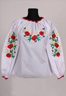 Блузка   для девочки  353 (С.Е.С.)