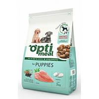 Optimeal Cухой корм для щенков и собак в период лактации 3 кг