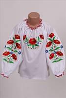 Блузка   для девочки  383 (С.Е.С.)