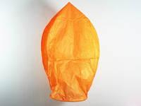Фонарик Небесный Летающий Оранжевый