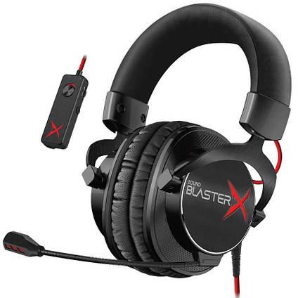 Гарнитура для компьютера Creative Sound BlasterX H7 Tournament (70GH033000001)
