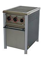 Плита электрическая 2-х конфорочная с духовкой