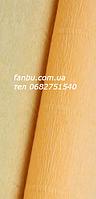 Креп бумага кремовая №577,производство Италия, фото 1