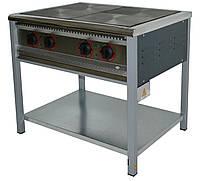 Плита электрическая 4-х конфорочная без духовки