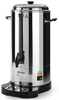 Кипятильник - кофеварочная машина с двойными стенками 10L HENDI 211205