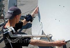 Настройка спутниковой антенны в Одессе