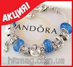 Браслет Pandora + серьги Dior, фото 2