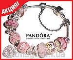 Браслет Pandora + серьги Dior, фото 4