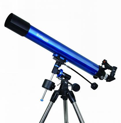 Телескоп рефракционный MEADE Polaris 80mm EQ