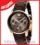 Ультрасовременные наручные часы Emporio Armani (Эмпорио Армани), фото 3