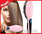 Расческа для выпрямления волос Fast Hair Straightener, фото 3