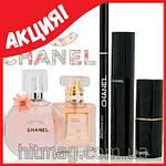 Подарочный набор из 5 предметов Chanel Present Set, фото 2
