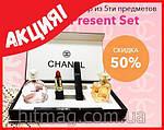 Подарочный набор из 5 предметов Chanel Present Set, фото 6