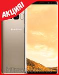Копия Samsung Galaxy S8, неотличимая от оригинала! (Черный, Золотой, Металлический), фото 3