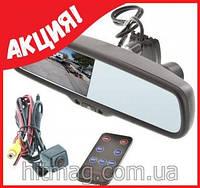 Car Dvr Mirror Зеркало Видеорегистратор с камерой заднего вида