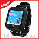 Детские GPS часы Q100 с сенсорным экраном, фото 3