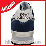 Всесезонные кроссовки New Balance 574, фото 5