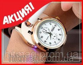 Часы - Электронная зажигалка ZIPPO (электрическая дуга)