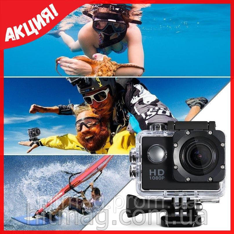 Экшн Камера SportCam A7-HD 1080p, WiFi, водонепроницаемая