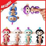 Умная обезьянка игрушка Fingerlings Monkey, фото 7