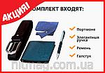 Мужской подарочный набор VIP Jesou в коробке (портмоне, галстук, ремень, элегантная ручка), фото 3