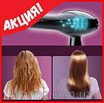 Инновационный фен ionic pro hair (с ионизацией), фото 5