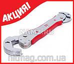 Универсальный гаечный ключ Magic Wrench, фото 4