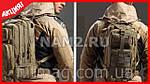FREE SOLDIER качественный нейлоновый рюкзак для походов, охоты и рыбалки, экспедиций в горы и спорта., фото 7