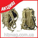 FREE SOLDIER качественный нейлоновый рюкзак для походов, охоты и рыбалки, экспедиций в горы и спорта., фото 8
