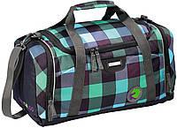 "Спортивная сумка ""SporterPorter Large"" Green Purple District 124803"